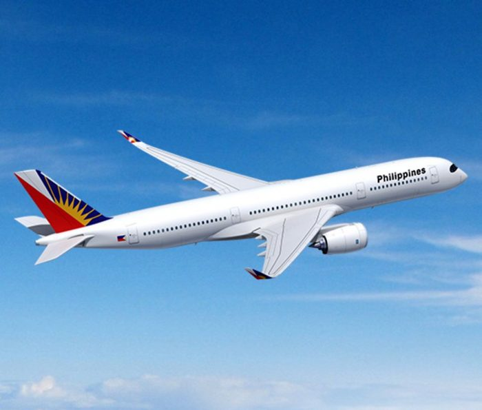 Philippines Airlines Aircraft