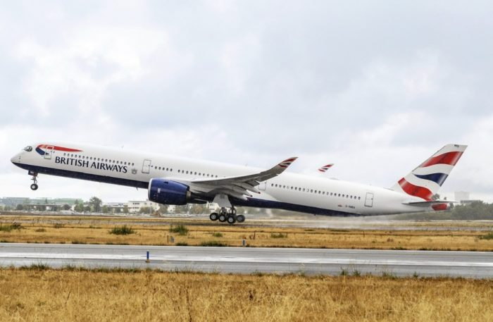 Airbus A350 British Airways