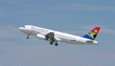 SAA Airbus Aircraft