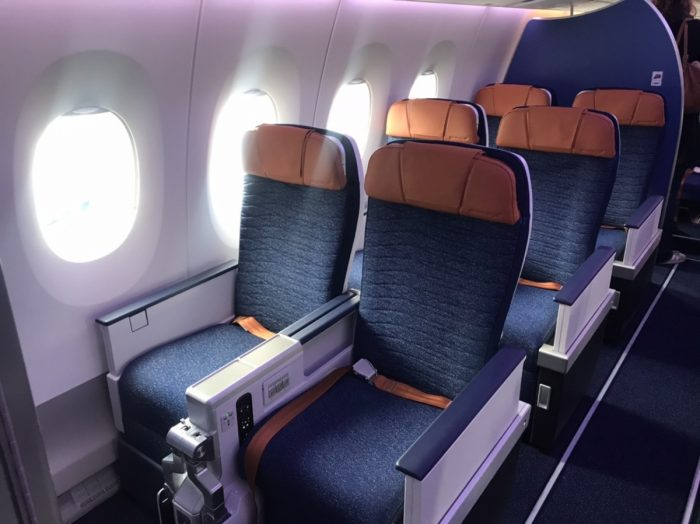 Aeroflot A350 Premium Economy