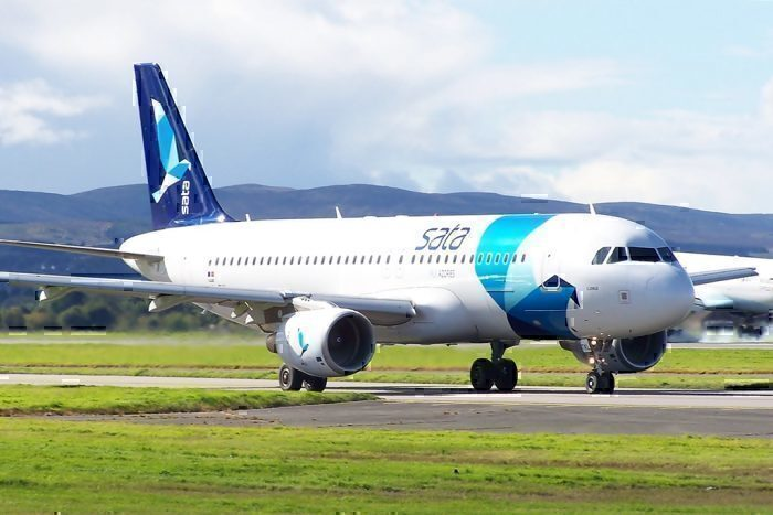 Azores Airlines codeshare Air France