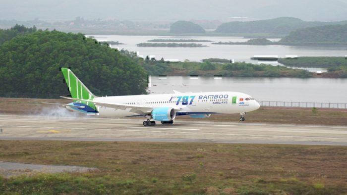Bamboo Airways Prague flights