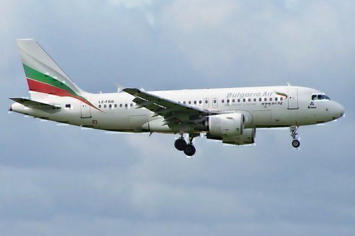 LZ-FBB A319 Bulgaria Air