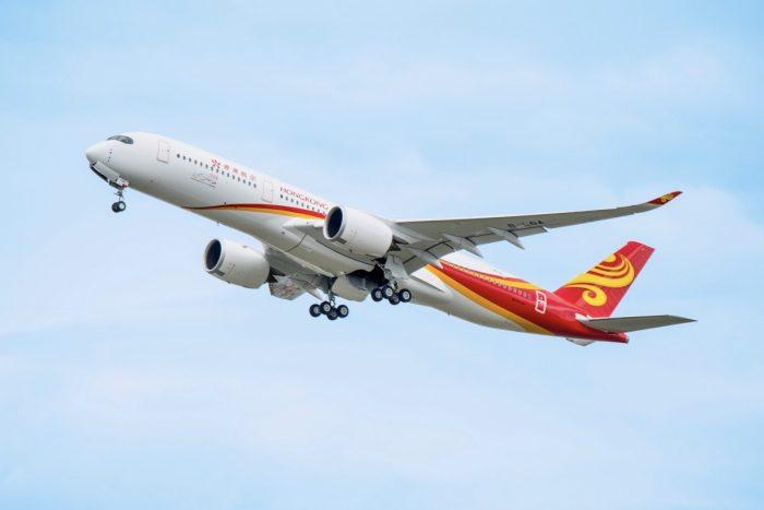 Hong Kong Airlines Airbus
