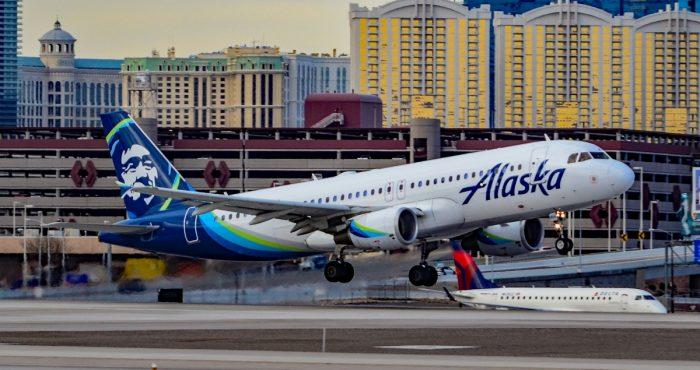 Alaska Airbus A320
