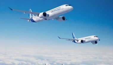 Airbus, Bombardier, A220