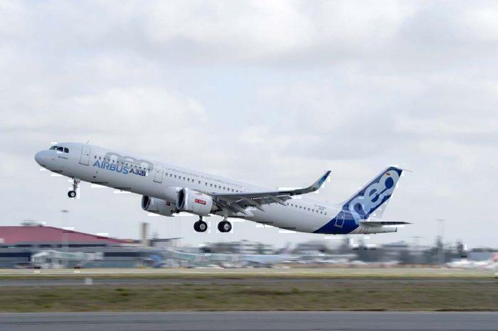 A321neo, 2017