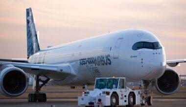 A350 vs 777X