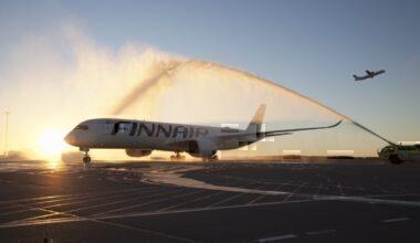 Finnair, SAS, Flight Suspension