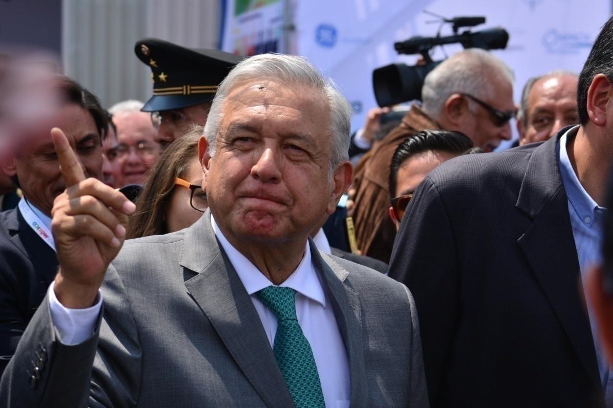 Lopez Obrador, Mexican president