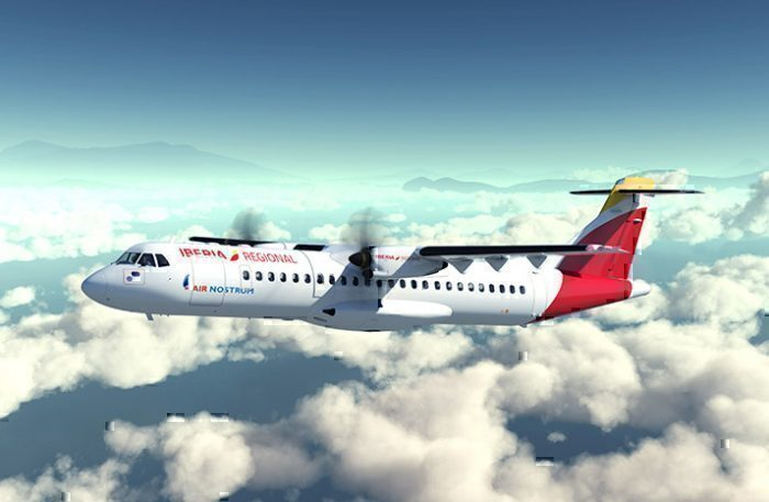 ATR-72 air-nostrum