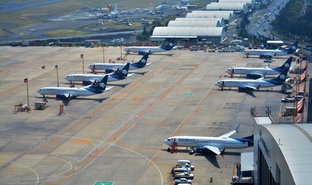 Aeromexico B737 MAX