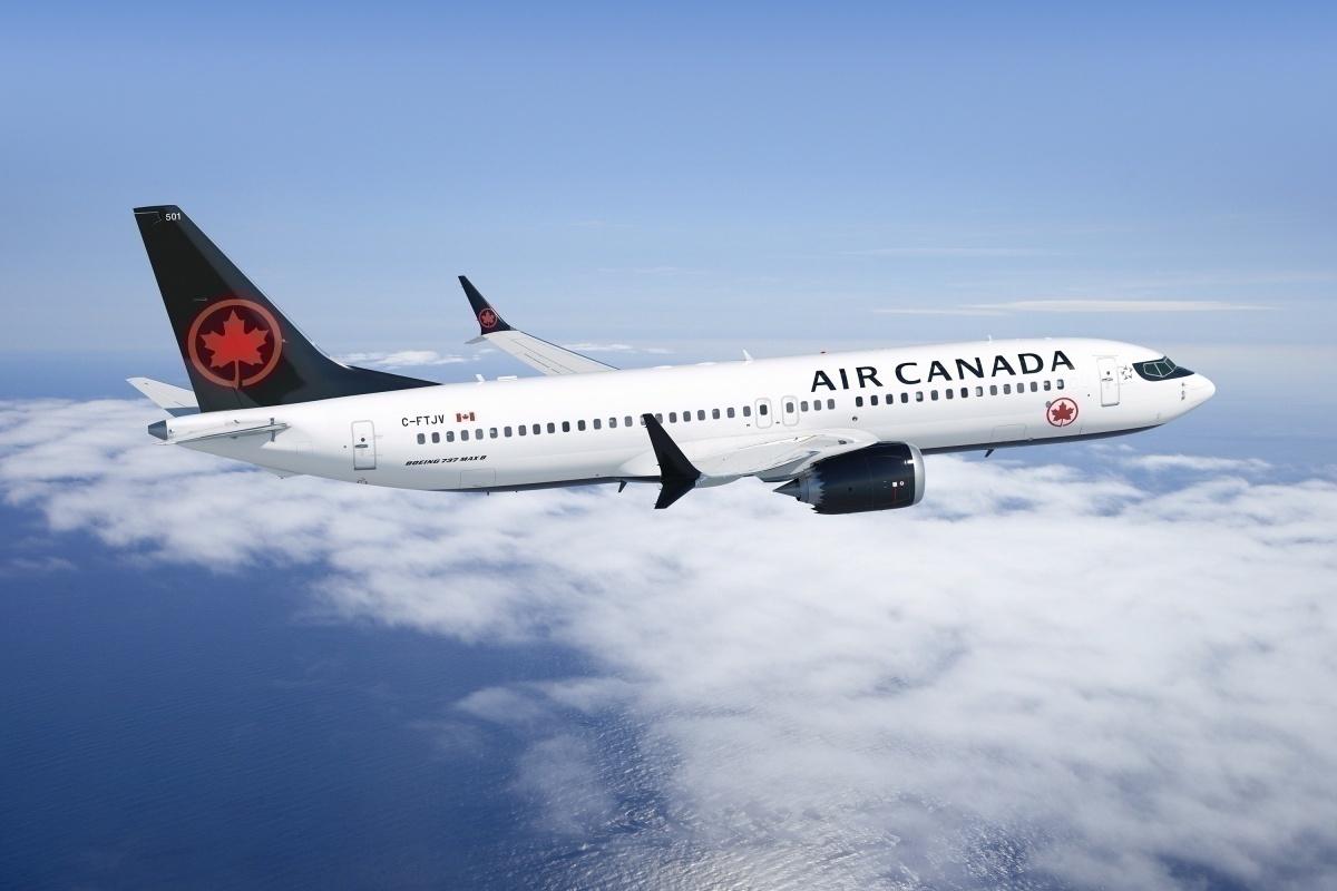 Air Canada B737 MAX