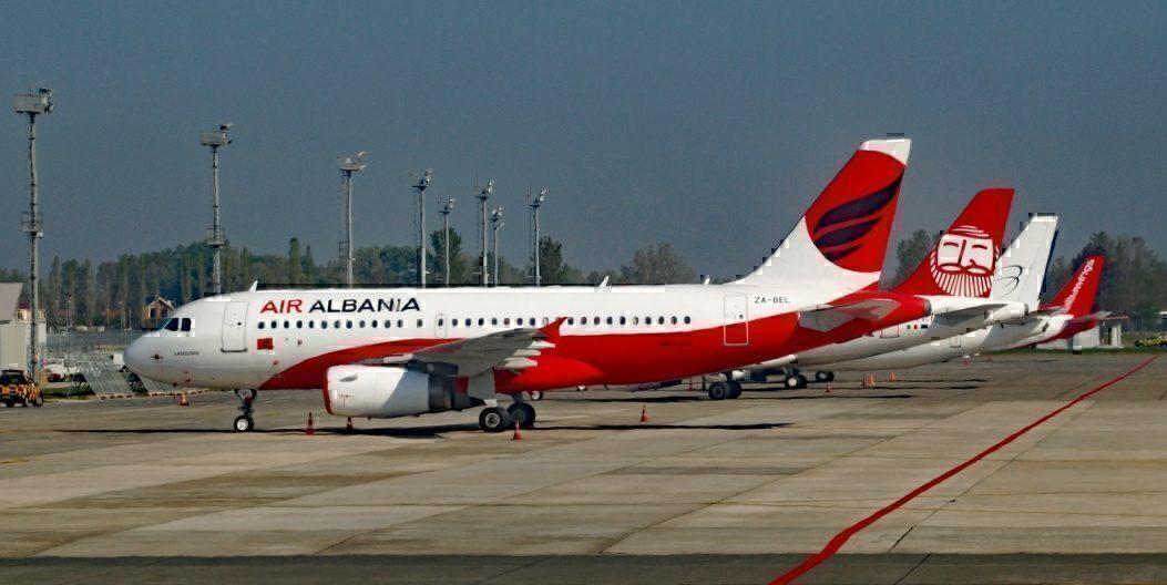 Air Albania A319 Airbus