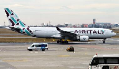 Air Italy Airbus A330