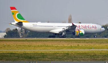 Air Senegal Airbus A330