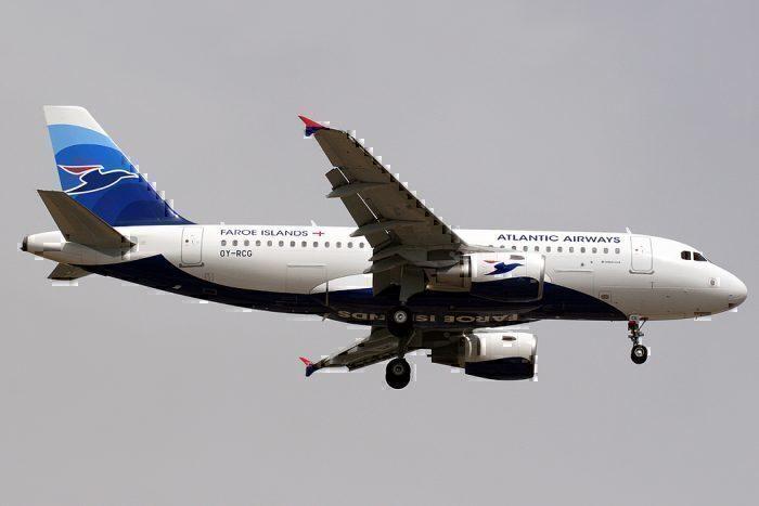 Atlantic Airways Airbus A319