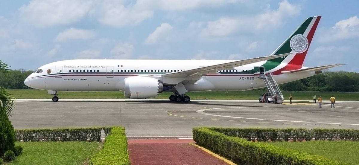 Presidential B787 Dreamliner