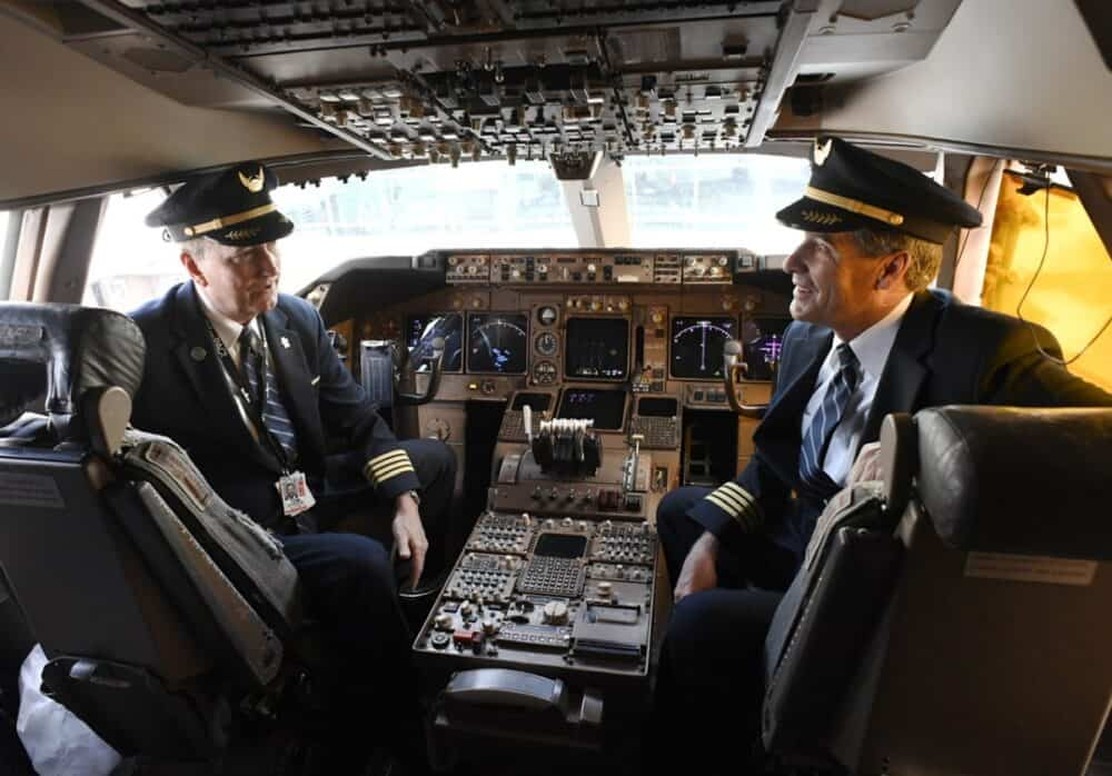 United Airlines Pilots