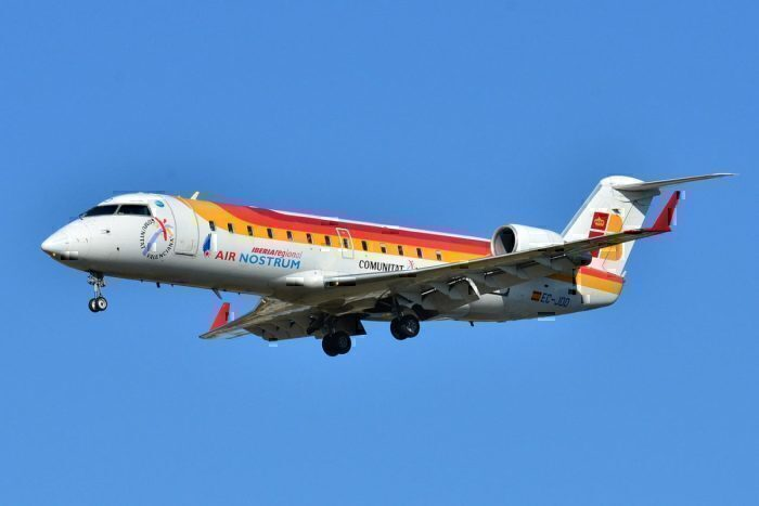 Bombardier Discovers CRJ200 Software Bug That Caused Wrong Turns