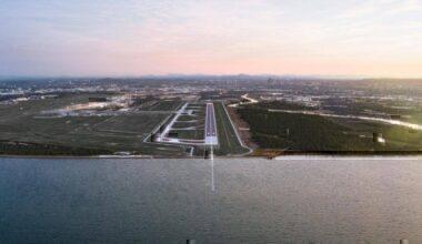 Photo: Brisbane Airport