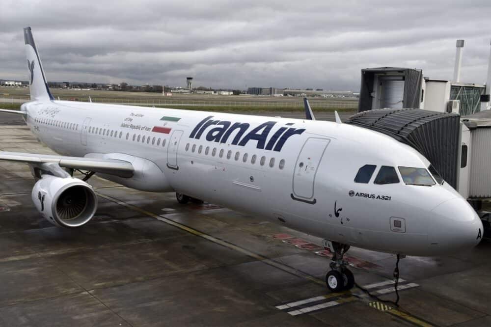 Iran Air Airbus A321