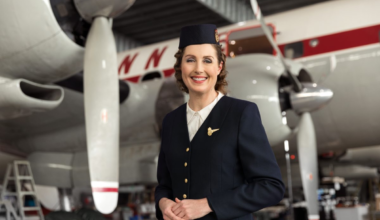 Qantas, safety video, 100 years