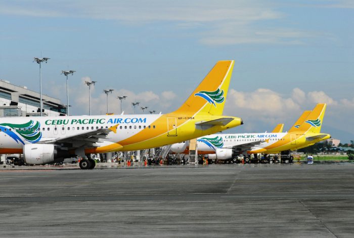 Cebu Pacific Fleet