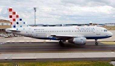 Croatia Airlines Airbus fleet expansion