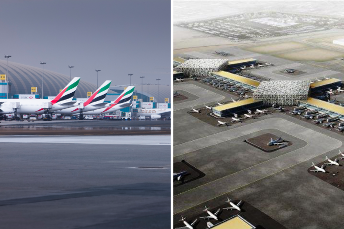 Dubai Airports, Dubai International Airport, Dubai World Central