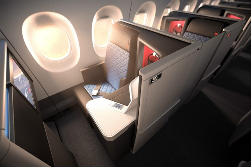Delta Air Lines business