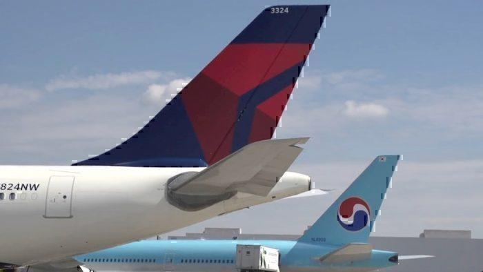 Delta Korean Air partnership