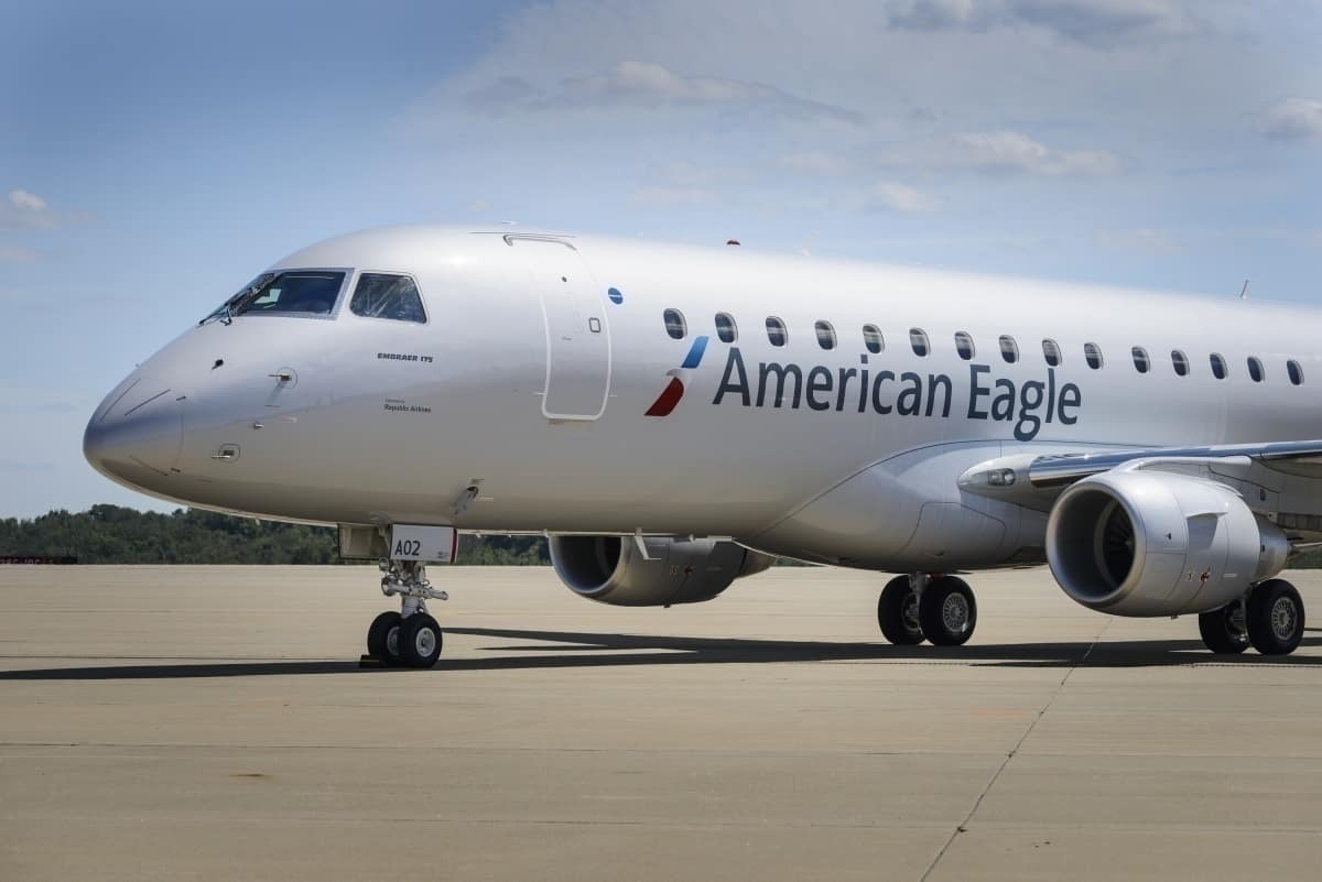American Airlines To Return Some ERJ175s And ERJ145s To Service