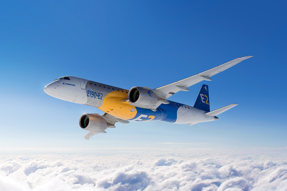 Embraer's Aircraft Are Perfect For Airlines Right Now