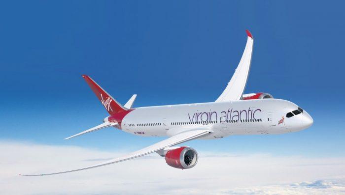 Virgin Atlantic Boeing 787-9 Aircraft