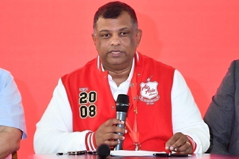 Tony Fernandes getty