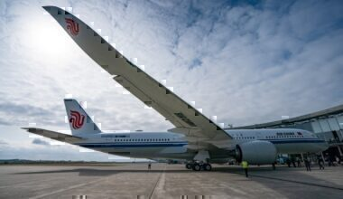 China aviation recovery