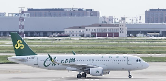 Spring Airlines Chinese Domestic Flights