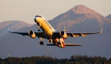 American 737 take off virus