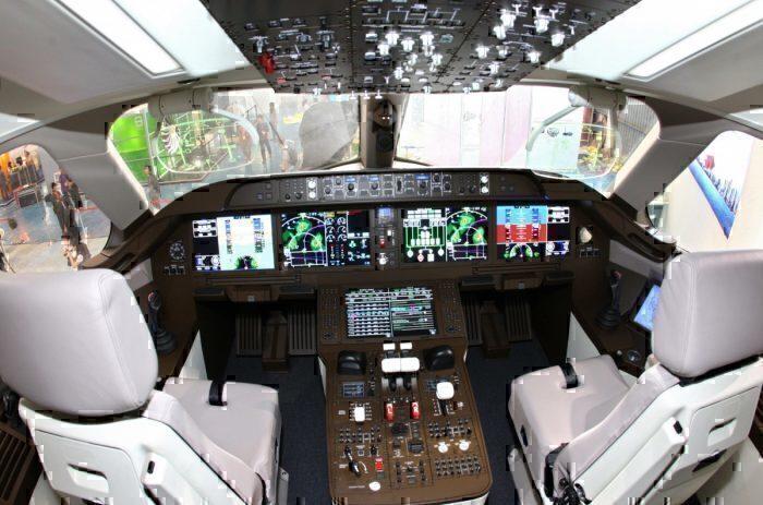 COMAC-C919-Cockpit