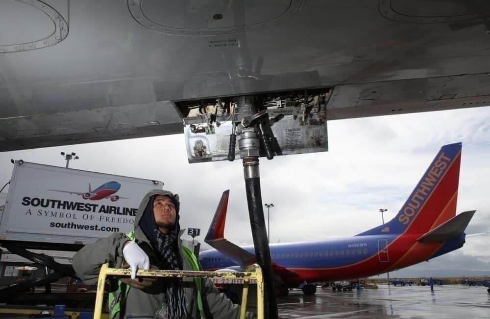 jet fuel price