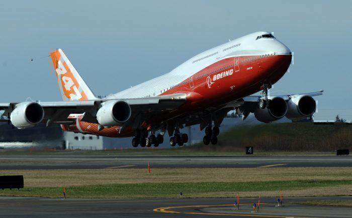 Boeing 747-8 Intercontinental