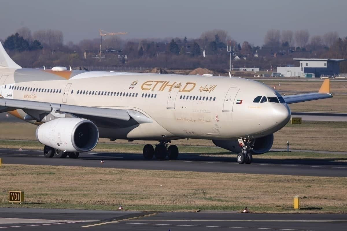 Etihad airbus travelpass Getty Images
