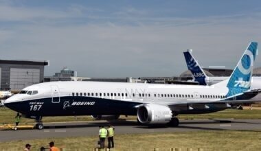 Boeing 737 MAX getty images
