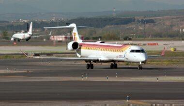 Air Nostrum CRJ Croatia Airlines Iberia