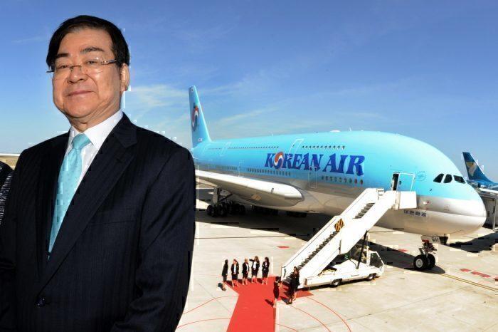 Korean Air chairman dispute Getty Images