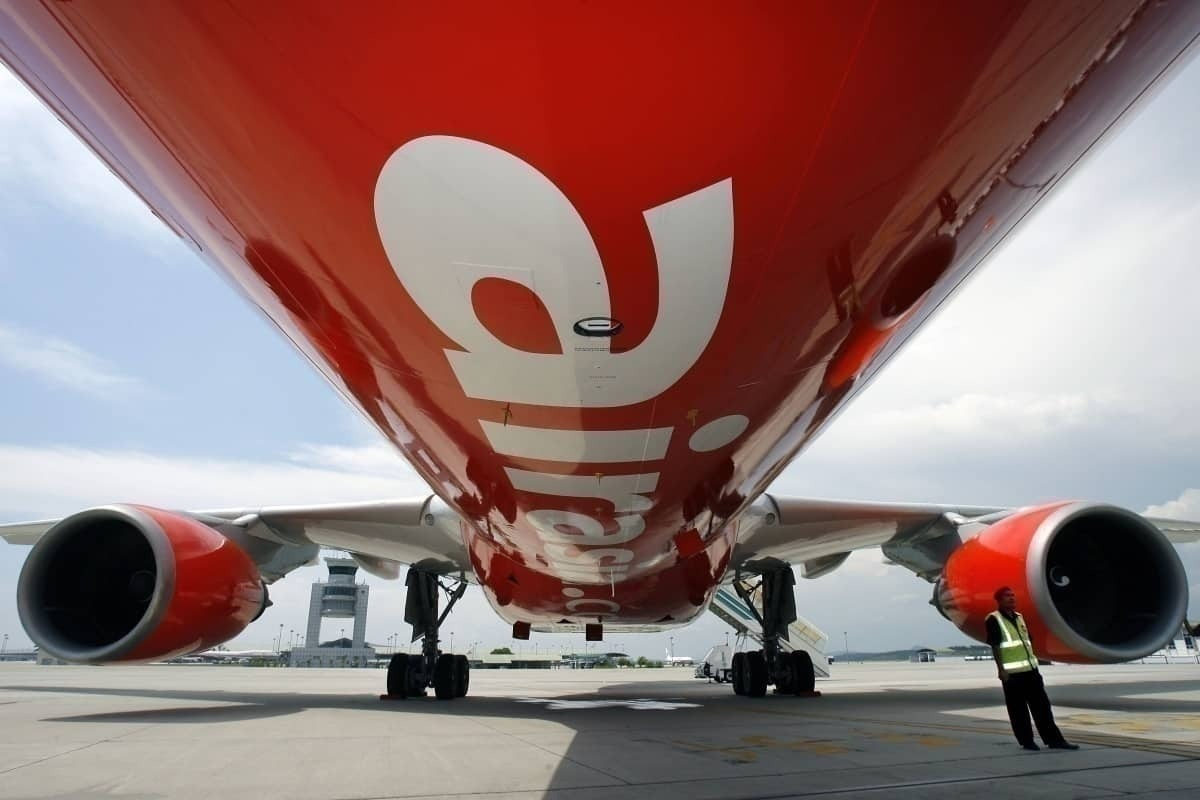 AirAsiaX Airbus A330 getty images