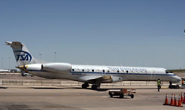 Trans States Airlines Embraer ERJ-145