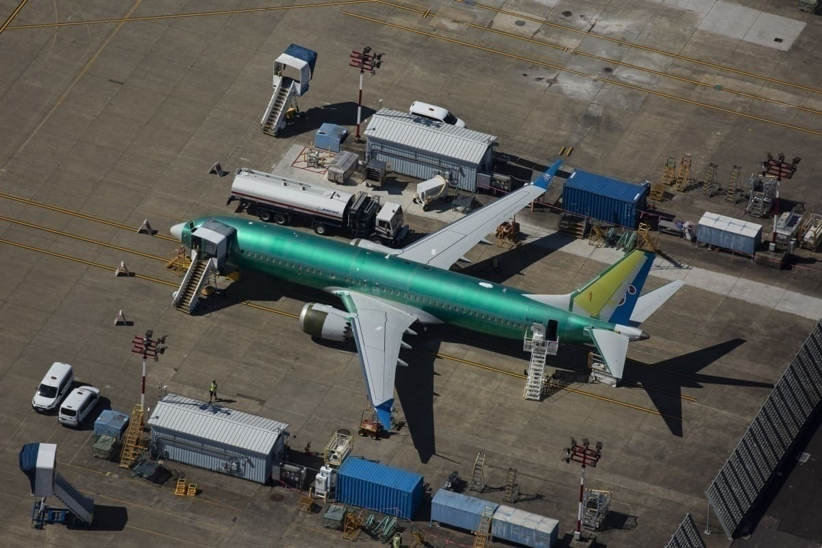 Boeing Gets Ready To Resume 737 MAX Production