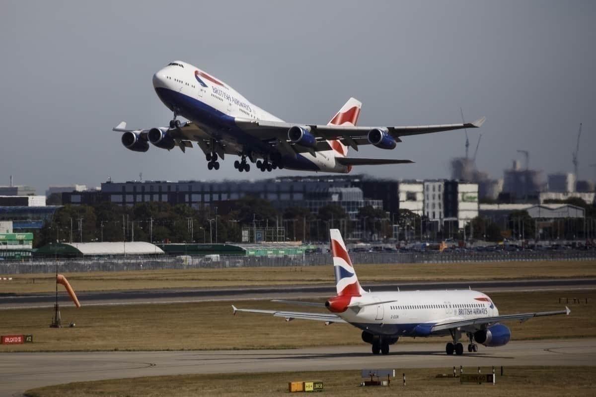 BALPA And Airlines UK Push Back On 14 Day Quarantine Proposal
